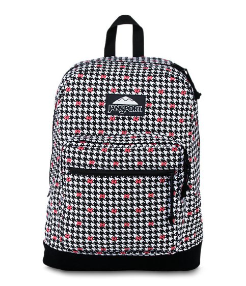 Disney Right Pack SE in Minnie White Houndstooth
